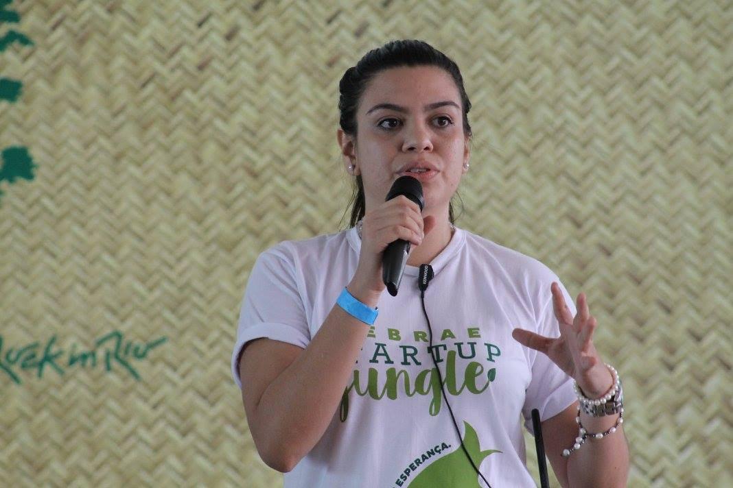 Gláucia Campos, Gestora do Flash Sebrae para Startups