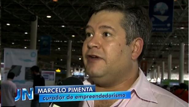 Marcelo Pimenta Jornal Nacional