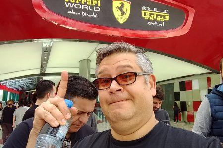 Marcelo Pimenta em Dubai