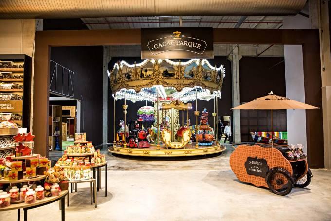 Fábrica de chocolate Cacau Show