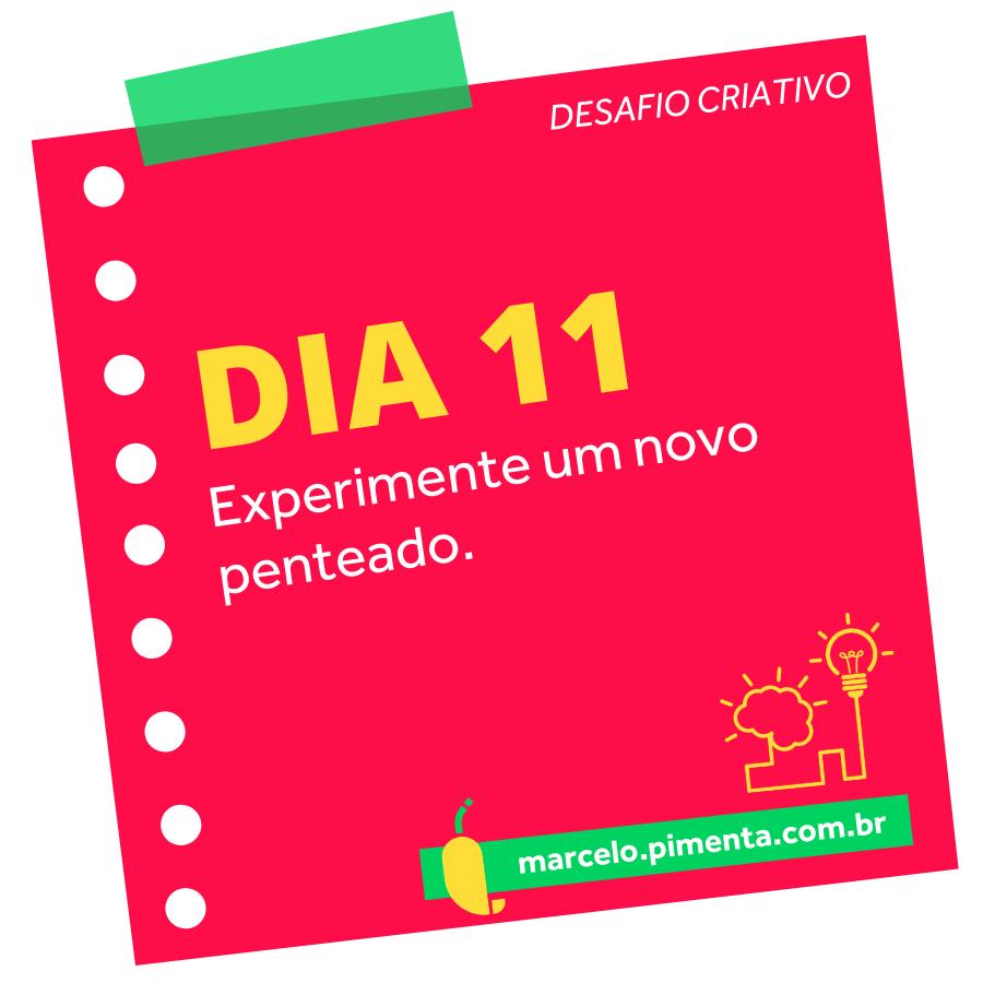 Desafio Criativo - Dia 11